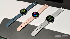 Samsung Galaxy Watch Active Galaxy Fit specs release date and more