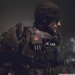 Call Of Duty Advanced Warfare 4K HD Desktop Wallpapers for Dual
