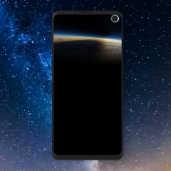 Samsung Galaxy S10 S10e Solar Eclipse wallpapers