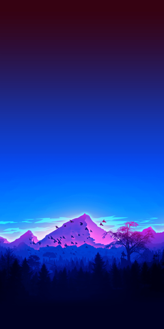 Xiaomi Note 7 stock wallpapers