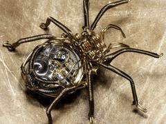 Clockwork Spider Wallpapers