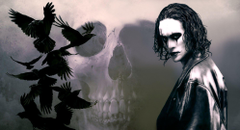 The Crow Wallpapers HD Creative The Crow Image Full HD Wallpapers