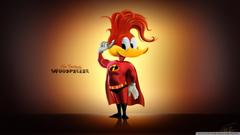 Woody Woodpecker 4K HD Desktop Wallpapers for 4K Ultra HD TV