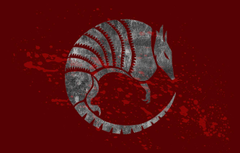 Wallpapers red AMC tv series Netflix armadillo Into the