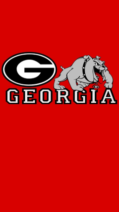 HD Georgia Bulldogs iPhone Wallpapers