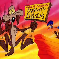 Wile E Coyote iPad 1 2 Wallpapers