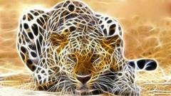 Jaguar 3D Render Fantasy wallpapers
