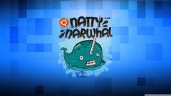 Linux Ubuntu Natty Narwhal HD desktop wallpapers High Definition