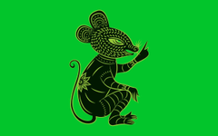 Chinese Zodiac Rat wallpapers