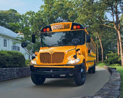 School Buses Wallpapers