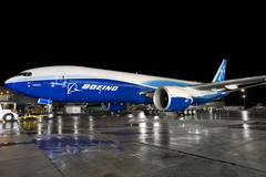 BOEING 777 airliner aircraft airplane plane jet