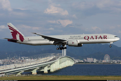 Qatar Airways Boeing Top HD Wallpapers very beautiful and much