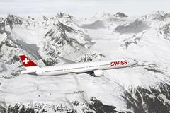 Wallpapers Swiss Boeing Boeing 777 Boeing 777
