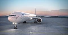 Garuda Indonesia Boeing 777