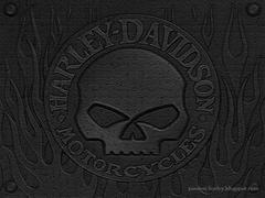 Harley Skull Wallpapers