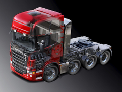 Scania Trucks Wallpapers on WallpaperGet