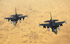 Airforce Jet Fighters Wallpapers