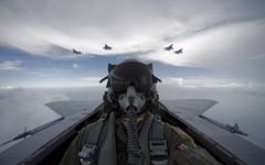 Jet Fighter Cockpit Wallpapers