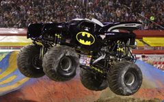 batman monster truck wallpapers
