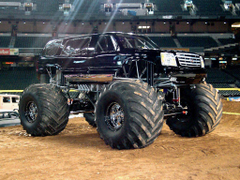 Cadillac Escalade Monster Truck Jam Wallpapers by Cars