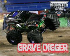 Cars monster truck grave digger jam wallpapers