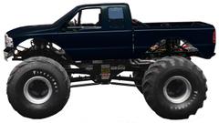 Monster Truck Monster Truck Trucks 4×4 Wheel Wheels Wallpapers With