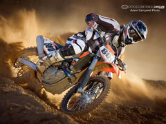 KTM Dirt Bike Wallpapers