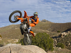 Wallpapers and Calendar Gallery KTM Dirt Bike Wallpapers