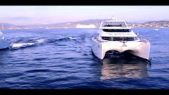 Power Catamarans 60 Sunreef Power Ocean`s 11 and 70 Sunreef Power 1