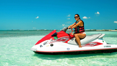 HD Wallpapers Of A Pretty Woman On A Yamaha Jet Ski