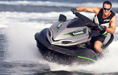 Wallpapers wave Kawasaki jet ski image for desktop section