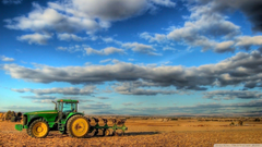 John Deere Tractor 4K HD Desktop Wallpapers for 4K Ultra HD TV