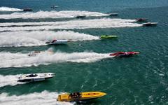 Racing Sailboat Wallpapers