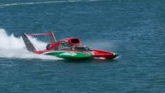 Racing high speed boat real high definition wallpapers