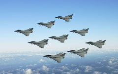 Jet Fighters Sky Formation Position HD Wallpapers in HD