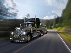 Semi Truck Wallpapers And Wallpapers Gallery Pictures