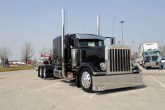 Peterbilt semi trucks tractor rigs wallpapers