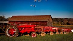 Tractors HD Wallpapers