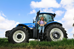New Holland Tractor HD Wallpapers