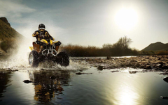 All Terrain Motor Bike wallpapers