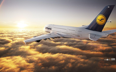 Airbus A380 Wallpapers Pictures Image