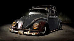 Volkswagen RatRod Wallpapers Volkswagen RatRod HD