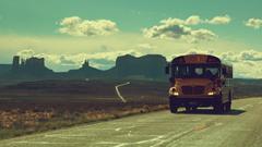 School Bus HD Wallpapers