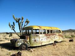 Old School Bus HD Wallpapers Desktop Backgrounds