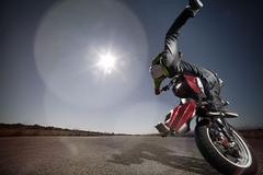 Motorbike stunt rider www streets