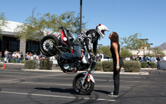 R15 Bike Stunts Hd Wallpaper
