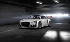 New Audi TT Clubsport Turbo Wallpapers Car Pictures Website