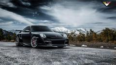 Vorsteiner Porsche 997 V RT Edition 911 Turbo Wallpapers