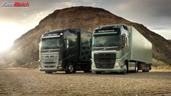 Top 20 Volvo Truck Wallpapers HD Best Collection