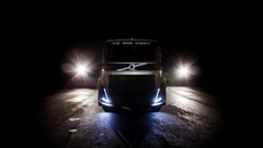 hp Volvo truck seeks world speed records